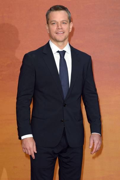66. Matt Damon