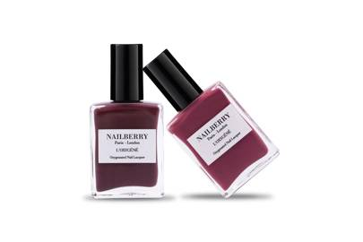 Vegan beauty brands: Nailberry