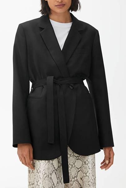 Best belted blazer