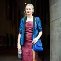 Pandora Sykes, Fashion Editor Sunday Times
