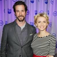 Noah Wyle & Sara Wells