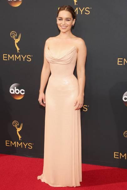 16. Emilia Clarke