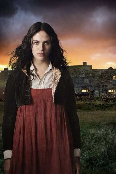 Jessica Brown Findlay as Mary Yellan - Jamaica Inn