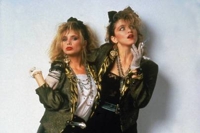 """Desperately seeking Susan. Meet me, four o'clock, Battery Park. Keep the faith. Love, Jim."""