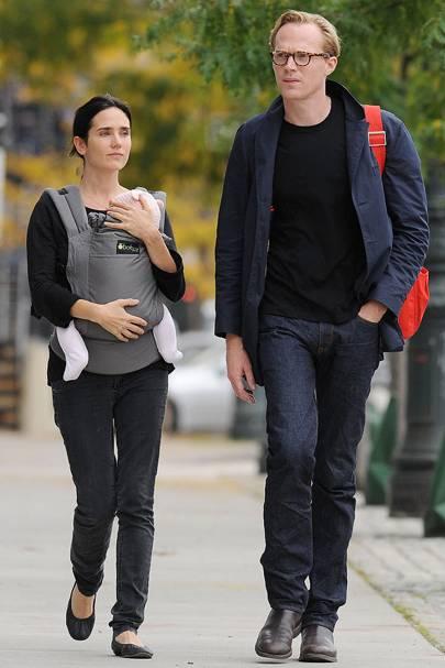 Jennifer Connolly & Paul Bettany