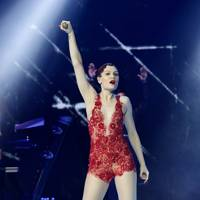 Jessie J  at the Capital FM Jingle Bell Ball