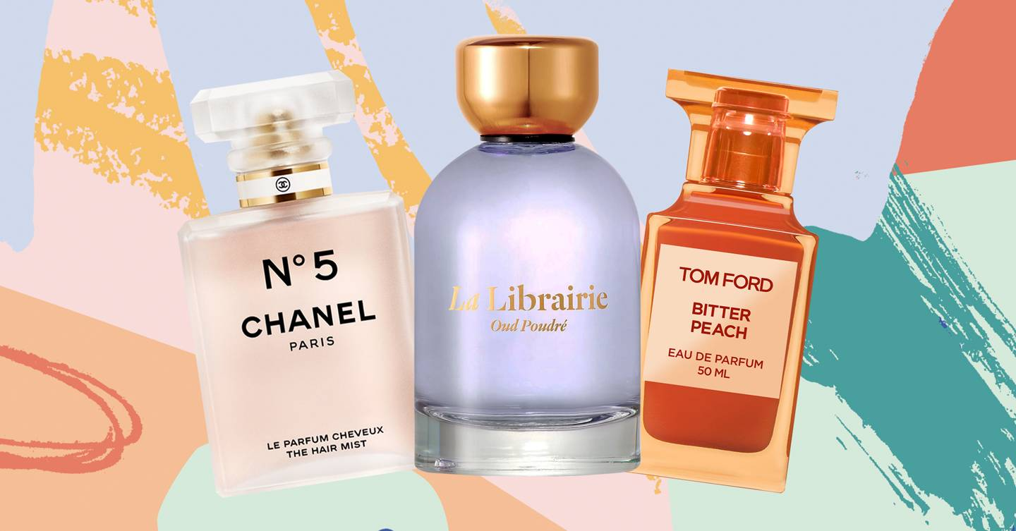 These 'party in a perfume' spritzes are like drenching yourself in champagne sparkle (and they're the self-gift you deserve for dealing with 2020)