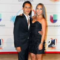 February: Marc Anthony & Chloe Green