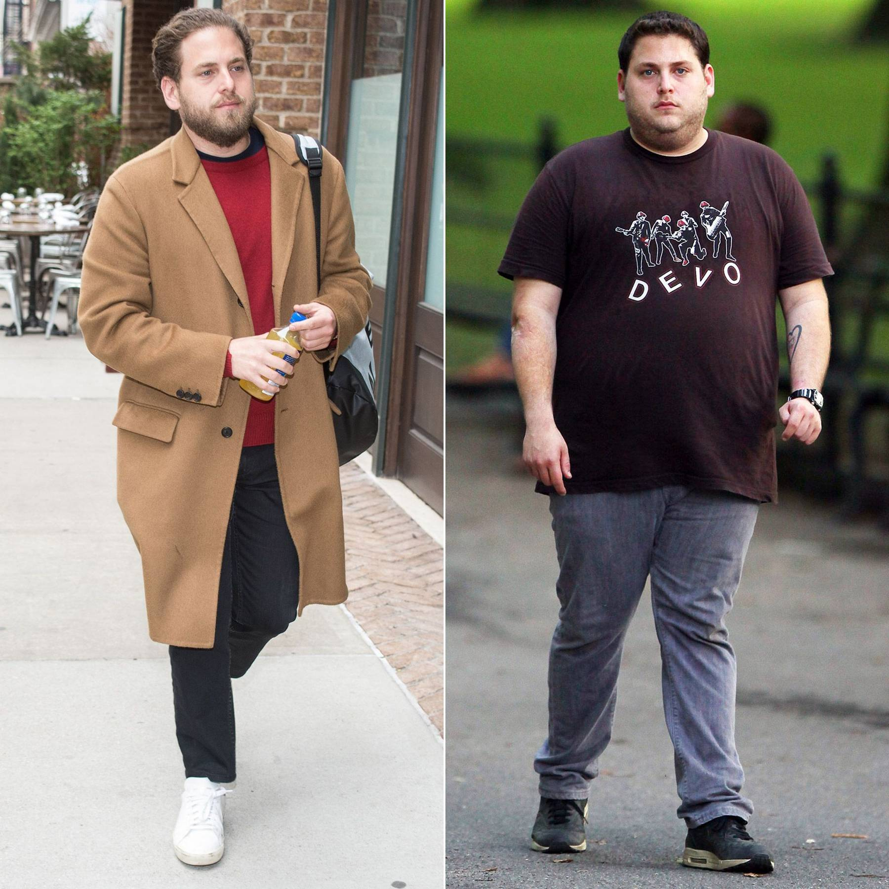 Jonah Hill Weight Loss - Then & Now ...