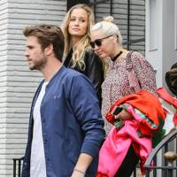Miley Cyrus and Liam Hemsworth reunited