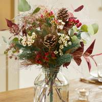 Best flower delivery service for Christmas flowers