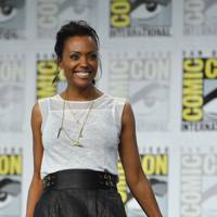 Aisha Tyler at Comic-Con 2012