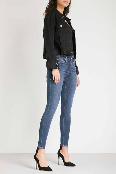 Best high-waisted jeans: Good American