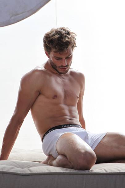 Jamie Dornan CONFIRMED as Christian Grey