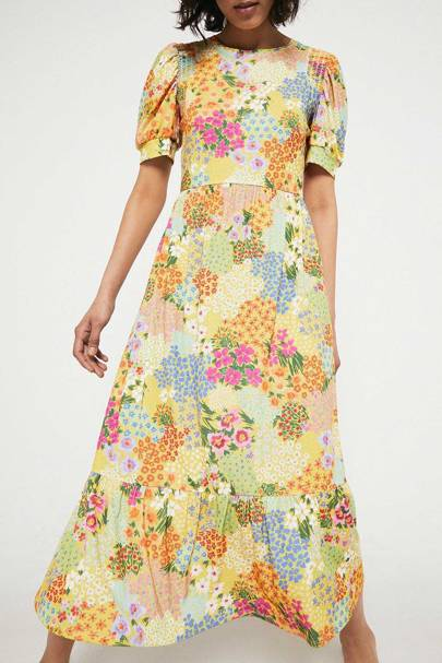 Best Of Warehouse: The Floral Dress