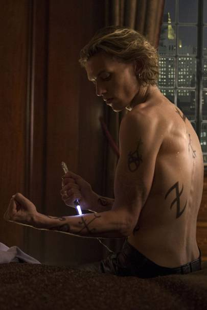 Jamie Campbell Bower - The Mortal Instruments: City of Bones
