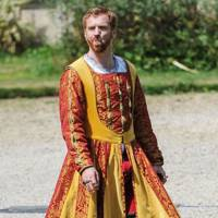 Damian Lewis' Henry VIII