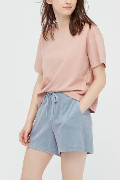 Summer 2021 Towelling Trend - Moisture Wicking