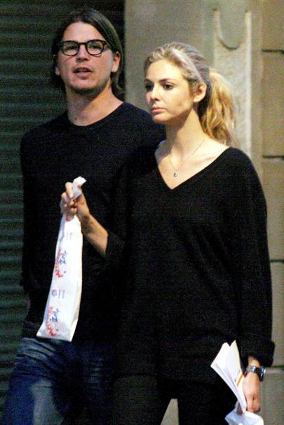 April: Tamsin Egerton & Josh Hartnett