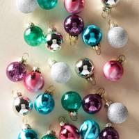Best Christmas decorations: the mini baubles