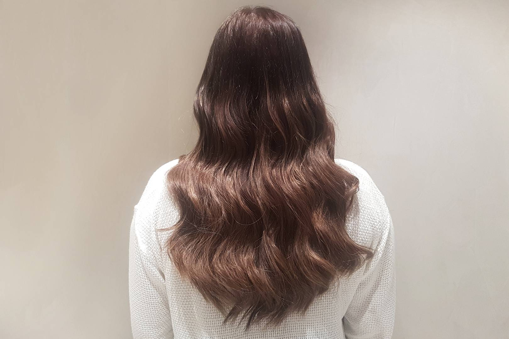 Tape Hair Extensions Review Glamour Uk
