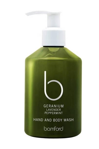 Bamford Rose Hand and Body Wash, £22