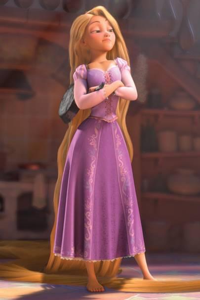 Disney Princesses In Real Life Disney Celebrity Lookalikes Glamour Uk