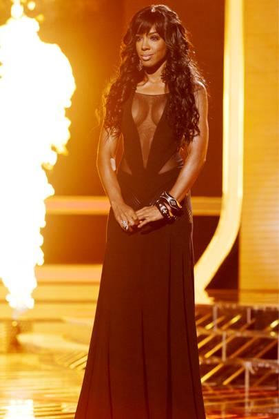 Week 2, Sunday - Kelly Rowland