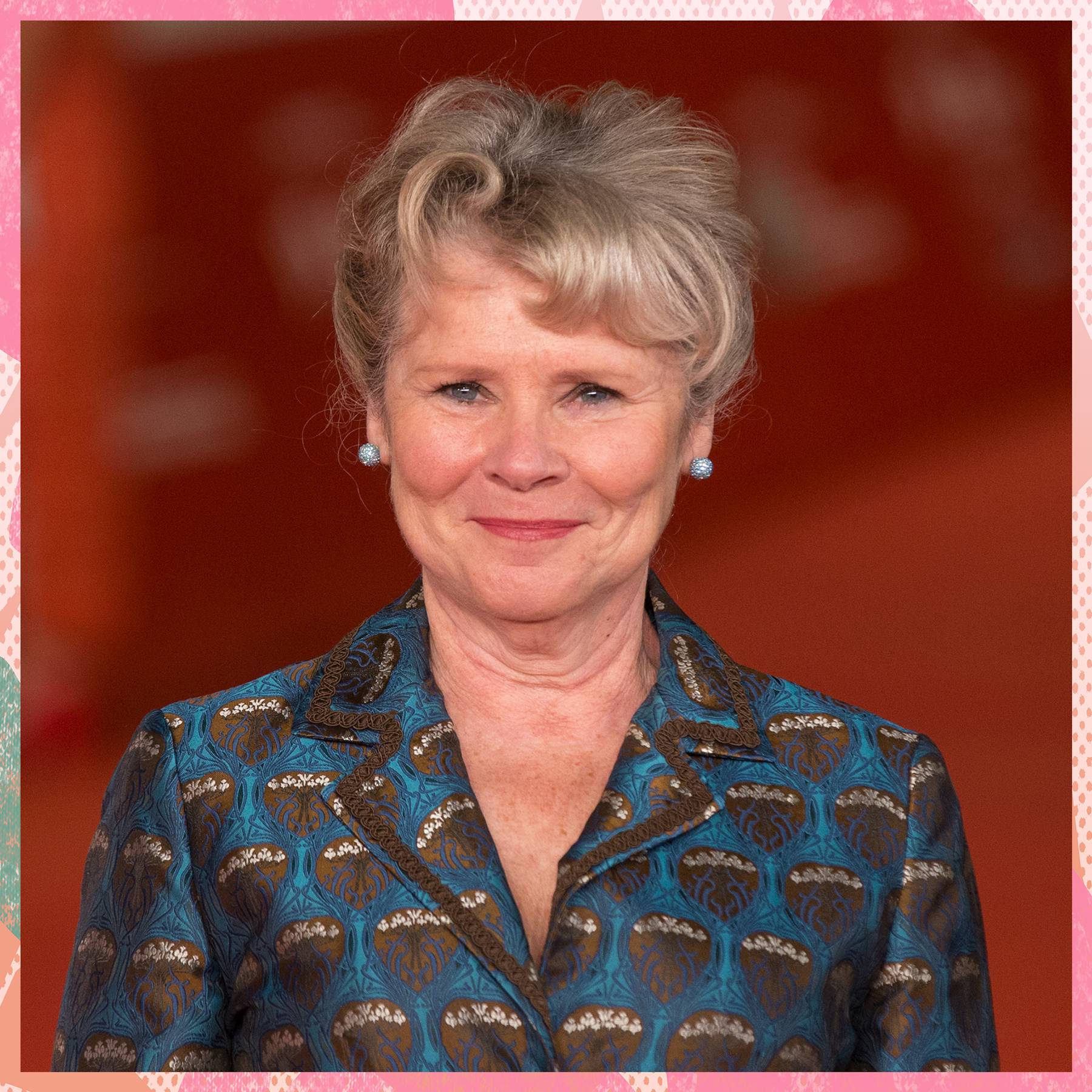 Imelda Staunton will take over the role of Queen Elizabeth II from Claire Foy and Olivia Colman in season 5 of The Crown