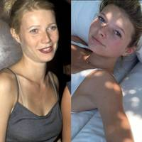 Gwyneth and Apple Paltrow age 16