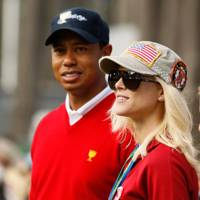No 4: Tiger Woods and Elin Nordegren