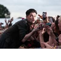 The Script at V Festival