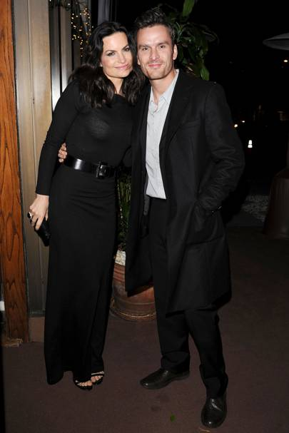 Balthazar Getty & Rosetta Getty