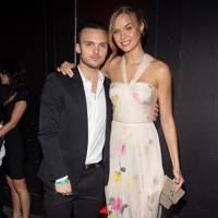 Josephine Skriver and Alexander DeLeon