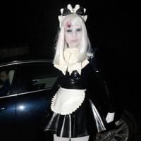 Paloma Faith as a French maid