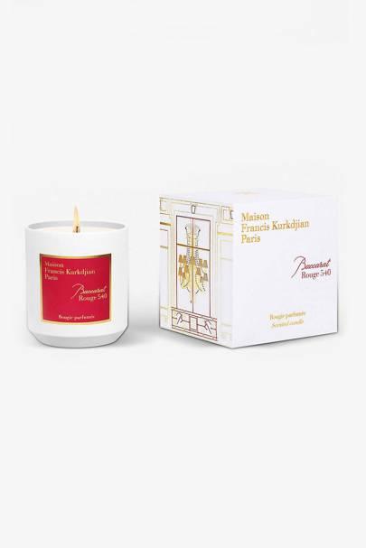 Best summer candles: Maison Francis Kurkdjian