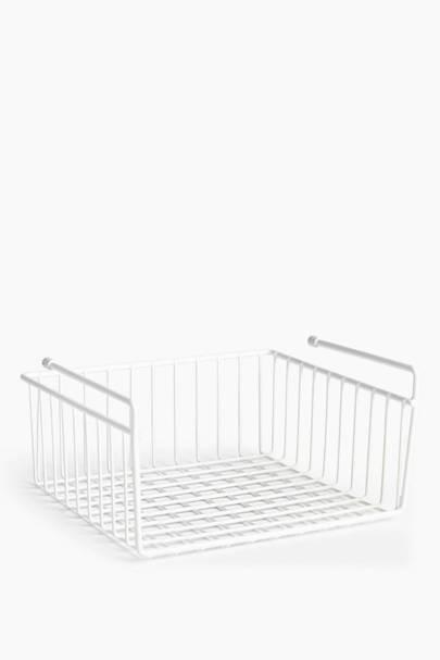 Best under-shelf baskets