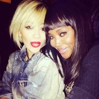 Rita Ora & Naomi Campbell