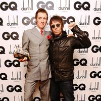 Bradley Wiggins & Liam Gallagher