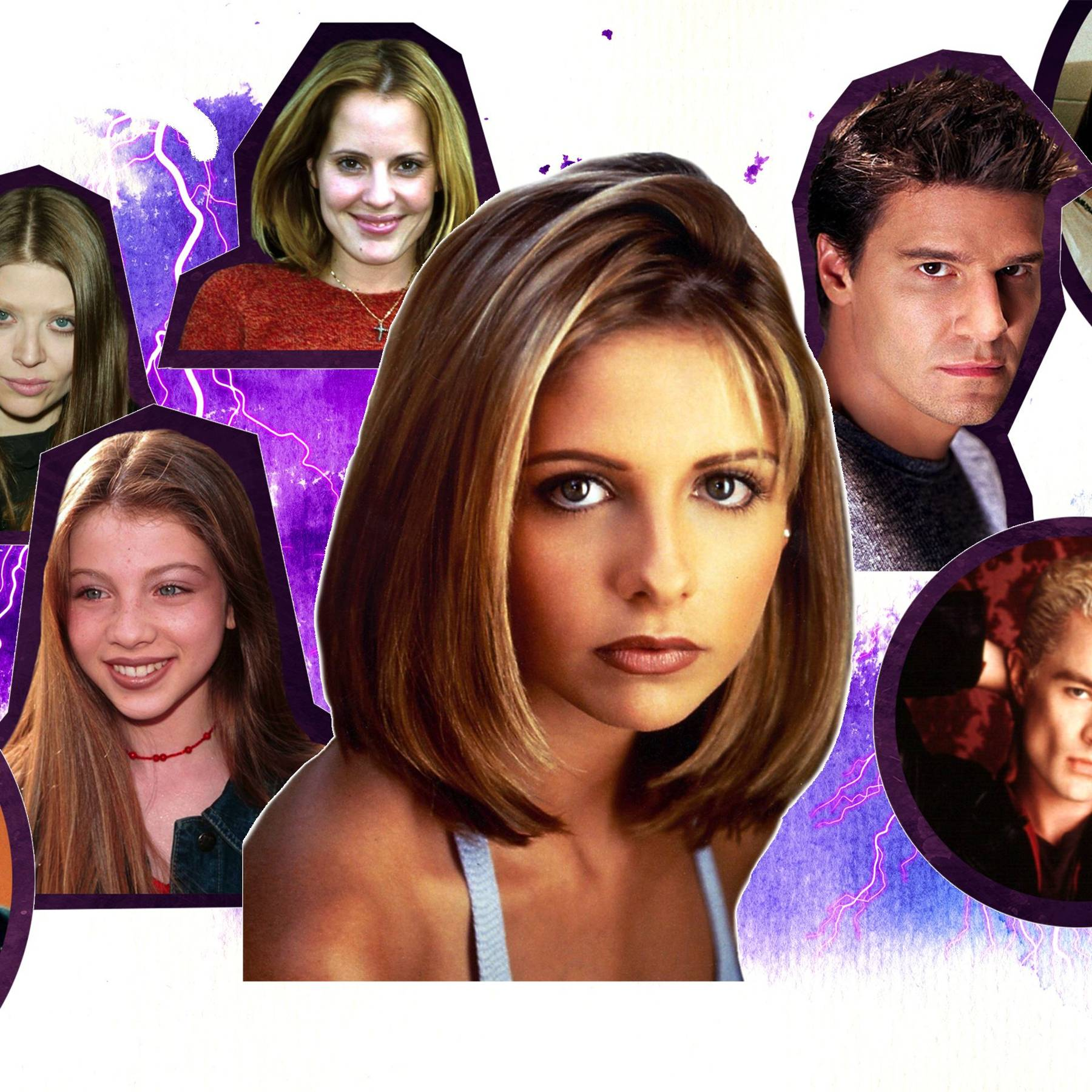 buffy the vampire slayer cast then now sarah michelle gellar glamour uk