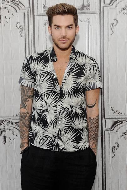 31. Adam Lambert