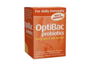 OptiBac probiotics (Daily Immunity)