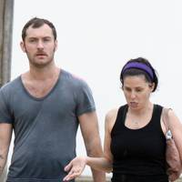 Jude Law & Sadie Frost