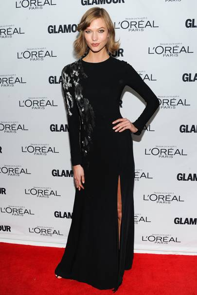 Karlie Kloss at the GLAMOUR Women of the Year Awards