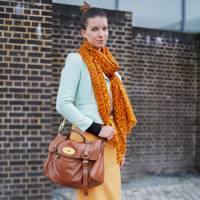 Dulja Lugaric, Fashion Blogger, London