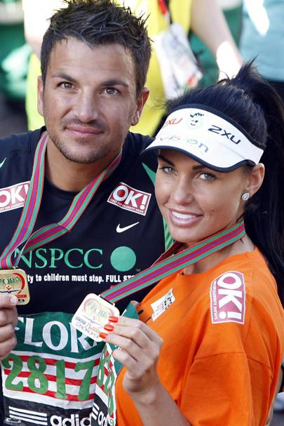No 24: Katie Price and Peter Andre