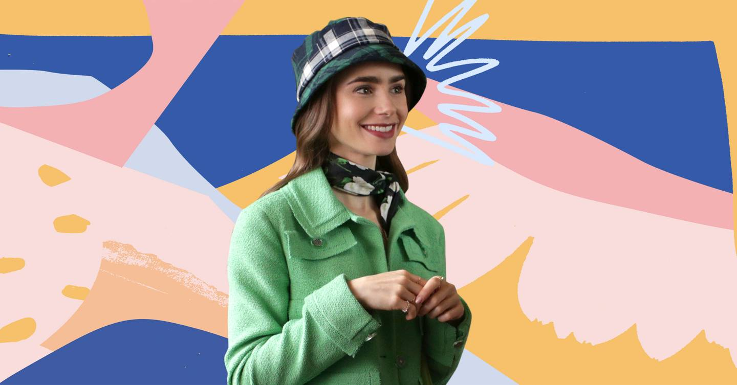 Emily in Paris has sent searches for hats soaring and here's the one style we're all copying