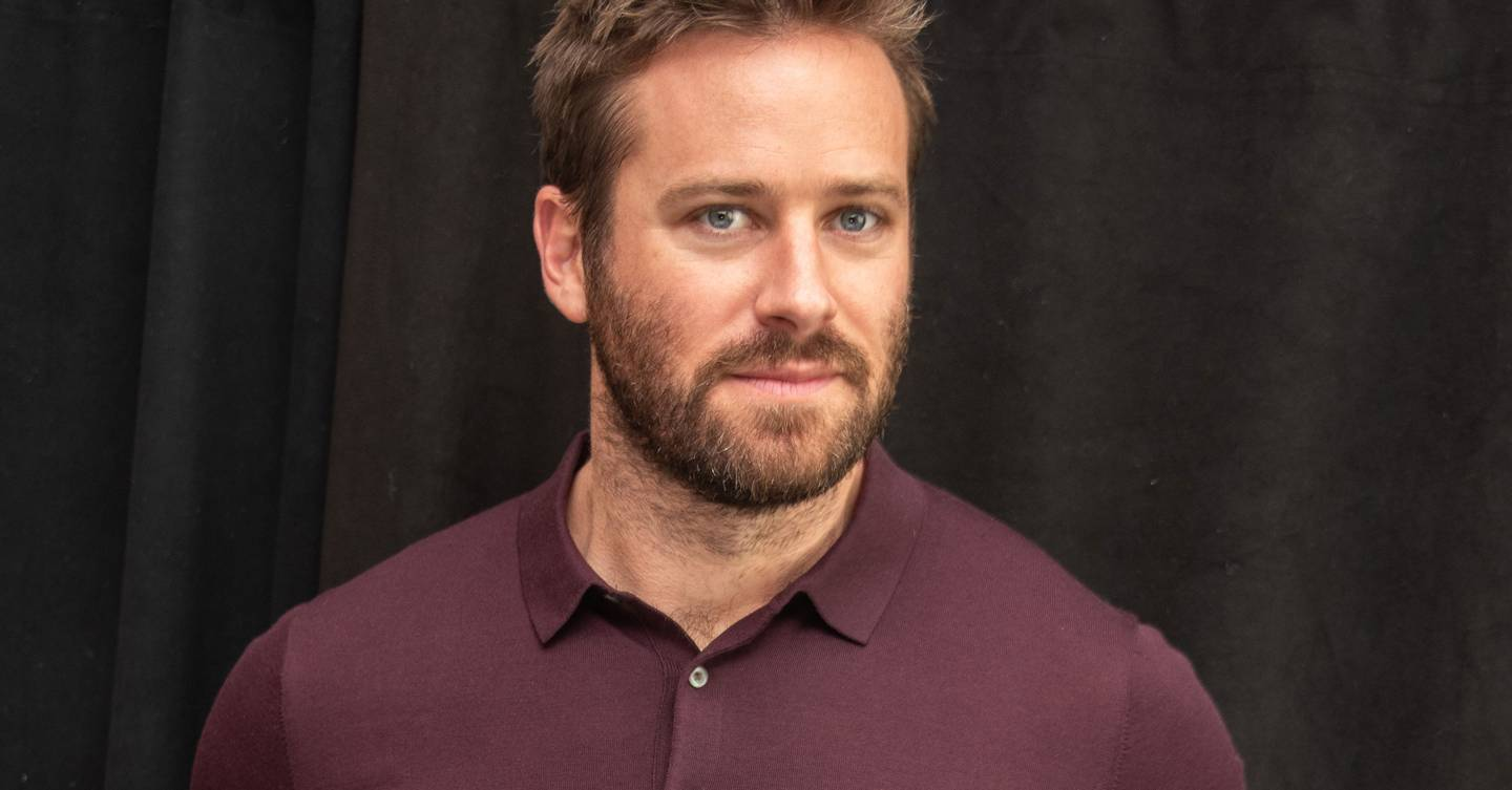 Why Is Armie Hammer trending on Twitter? Let's investigate