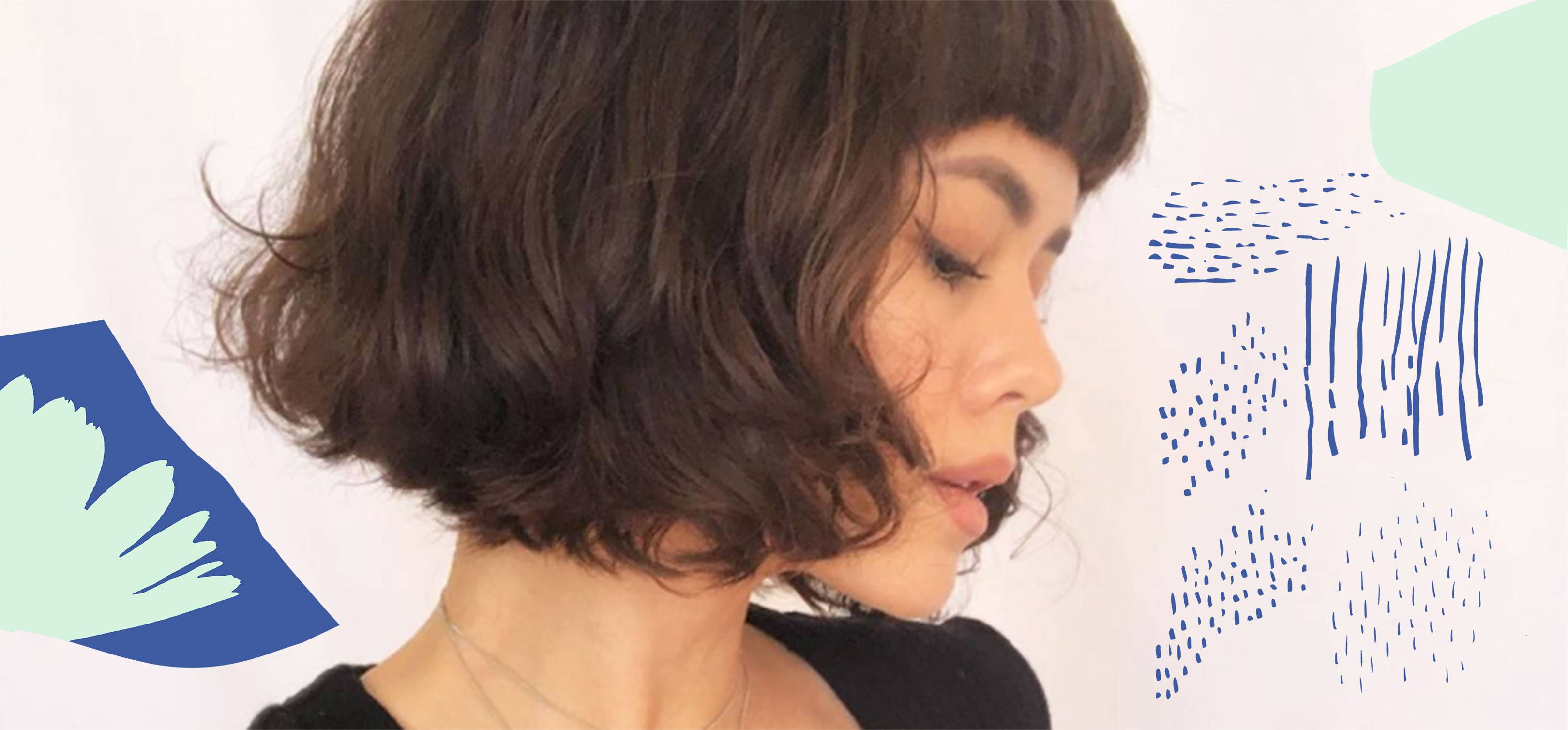 Fringed Bobs Combine Two Beautiful Cuts To Create An Iconic Style ...