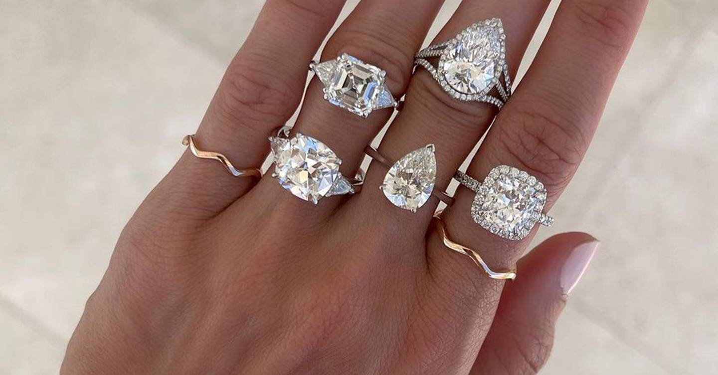 This is the perfect engagement ring for you, according to your star sign